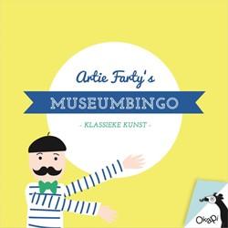 Okapi Artie Farty's museumbingo (se -klassieke kunst Slingelandt-Asselbergs, Nicoline