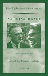Molto Moderato -brieven over muziek Eijckmans, Jozef