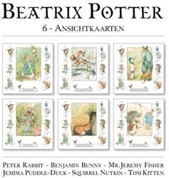 Ansichtkaarten Beatrix Potter