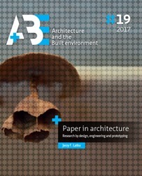 Paper in architecture -Research by design, engineerin g and prototyping Latka, Jerzy F.