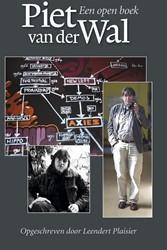 Piet van der Wal -Een open boek Plaisier, Leendert