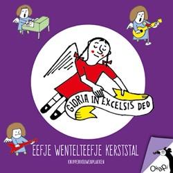 Okapi Eefje Wentelteefje kerststal (set Leijer, Jeroen de