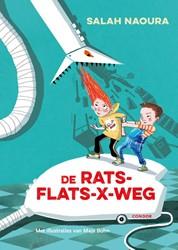 De Rats-flats-x-weg Naoura, Salah