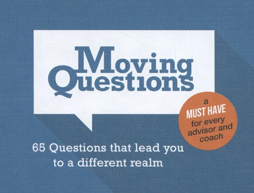 Moving Questions -65 questions that lead you to a different realm Bakker, Siets