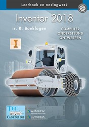 Inventor 2018 -computer ondersteund ontwerpen Boeklagen, R.