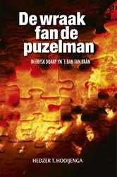 De wraak fan de puzelman -In Frysk doarp yn 'e ban ran Hooijenga, Hedzer T.