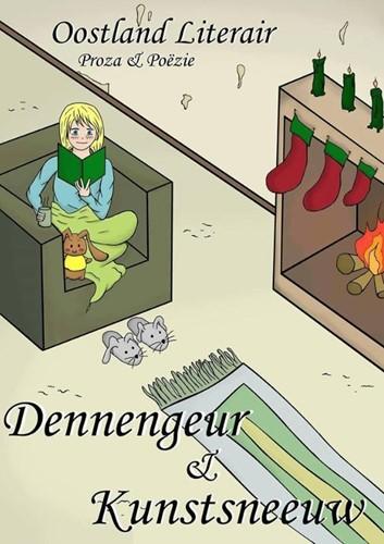 Dennengeur & kunstsneeuw