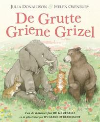 De Grutte Griene Grizel Donaldson, Julia