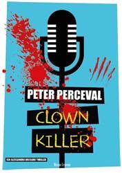 Clownkiller -een Alessandra Vaccaro misdaad roman Perceval, Peter