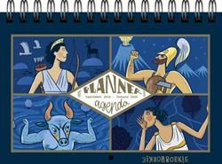 BoekieBoekie-agenda -Griekse Helden Heylema, Mary