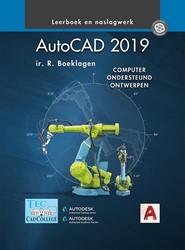 AutoCAD 2019 -Computer Ondersteund Ontwerpen Boeklagen, Ronald