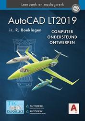 AutoCAD LT2019 -computer Ondersteund Ontwerpen Boeklagen, Ronald