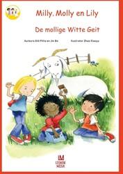 Milly, Molly en Lily -de mollige Witte Geit Hongbo, GAO