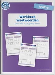 Spelling -Werkboek voor groep 3 en 4
