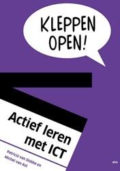 Kleppen Open! -Actief leren met ICT Slobbe, Patricia van