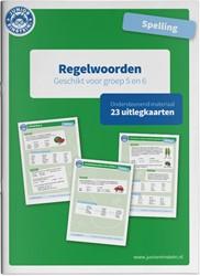 Spelling Ondersteunend Materiaal Regelwo -Uitlegkaarten voor groep 5 en 6