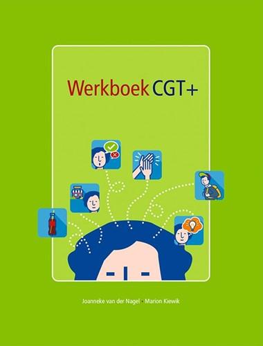 Werkboek CGT+ (set van 2 ex.) Nagel, Joanneke van der