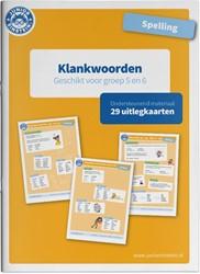 Spelling -Uitlegkaarten geschikt voor gr oep 5 en 6