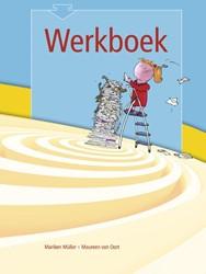 Werkboek ADHD en middelengebruik bij ado Muller, Mariken