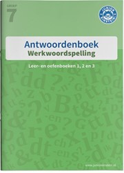 Werkwoordspelling Antwoorden -leer- en oefenboeken