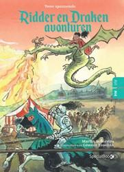 Ridder en Draken avonturen -Dieven op de markt / Hatsjoe&# Scherstra, Martin