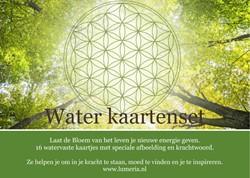 Bloem van het leven waterkaarten -Energie verbinden door krachtw oorden. Goedhart, Klaske