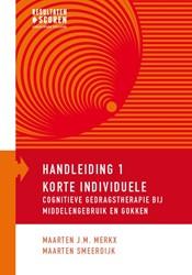 Handleiding 1 korte individuele CGT bij Merkx, Maarten J.M.