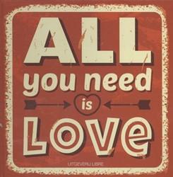 All you need is love Dulmen, Frank van