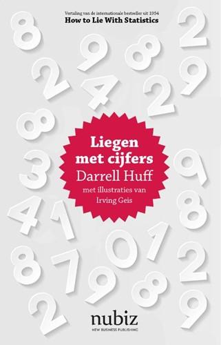 Liegen met cijfers Huff, Darrell