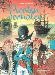 Piraten verhalen -Piraat Peer en de haai met de gouden vin / Piraat Peer kapt Van Pelt, Lizzy