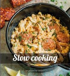 Slow Cooking -langzaam het lekkerst Jansen, Danny