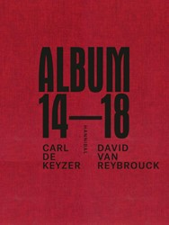Album 14-18 Keyzer, Carl De
