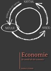 Economie -de wereld als een economie Steiner, Rudolf