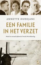Een familie in het verzet Oudejans, Annette