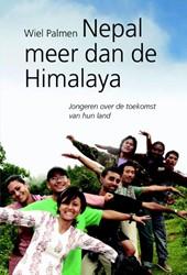 Nepal meer dan de Himalaya -jongeren over de toekomst van hun land Palmen, Wiel