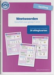 Spelling -Kaarten met uitleg geschikt vo or groep 7 en 8