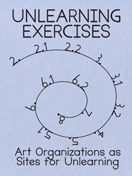 Unlearning excercises -art organizations as a site fo r unlearning Choi, Binna