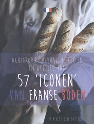 """57 """"iconen"""" van Franse bodem Hartog den, Mireille"""