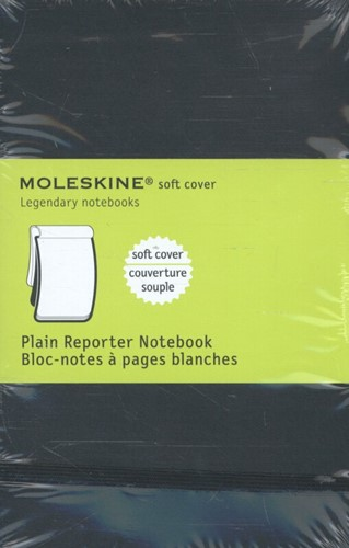 Moleskine Pocket Soft Cover Plain Report