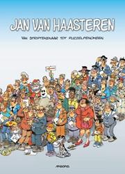 Jan van Haasteren, van striptekenaar tot -van striptekenaar tot puzzelfe nomeen Eijck, Rob van
