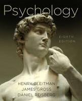 Psychology Gleitman, Henry