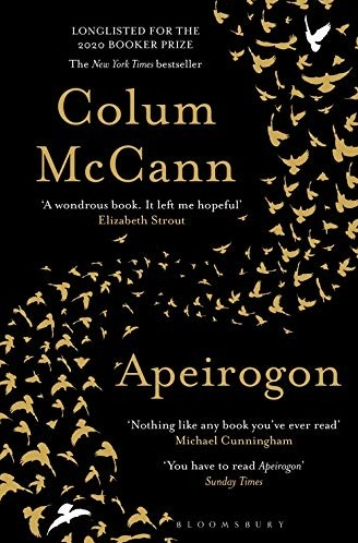 APEIROGON -Longlisted for the 2020 Booker Prize MCCANN, COLUM