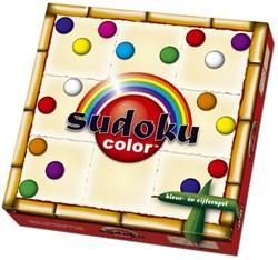 *SUDOKU COLOR EDITIE:06-0001