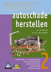 AUTOSCHADEHERSTELLEN -PERSONENAUTOTECHNIEK III / BED RIJFSAUTOTECHNIEK III WEERD, B. DE