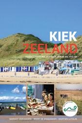Kiek Zeeland -reisgids voor wie zich even Ze euw wil voelen Verhaagen, Margot
