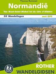 Rother wandelgids Normandie -van Mont-Saint-Michel tot aan de Cote d'Albatre Rettstatt, Thomas