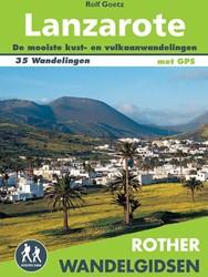 Lanzarote -de mooiste kust- en vulkaanwan delingen Goetz, Rolf