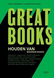 Great Books -houden van beroemde boeken Temmerman, Koen de