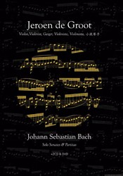 Solo sonates en partita's van J.S. Bach, Johann Sebastian