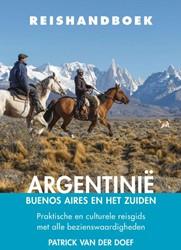 Argentinie - Buenos Aires en het zuiden -Praktische en culturele reisgi ds met alle bezienswaardighede Doef, Patrick van der